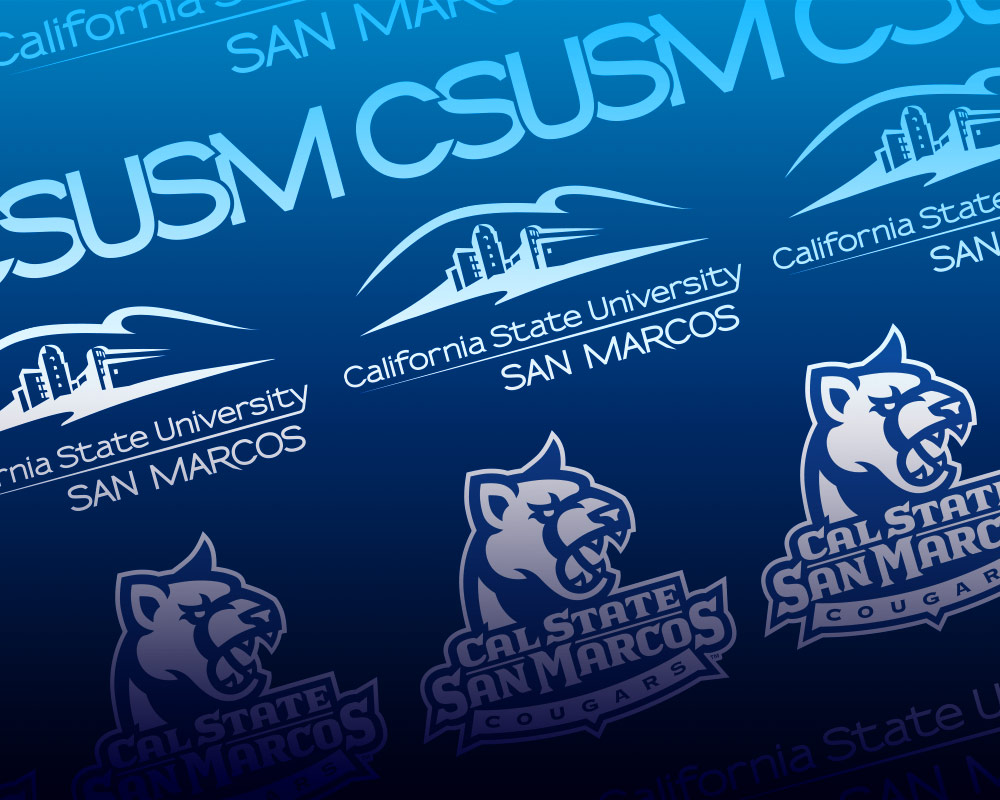 csusm brand style guide - logos